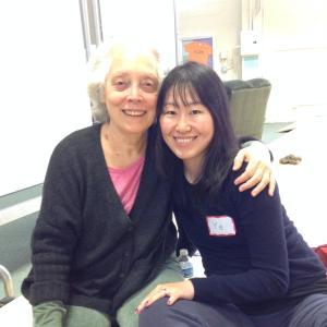 With Bonnie Bainbridge Cohen. Berkley, CA, Jan. 04 2014